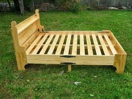 Folding Wooden Bed 16 Best Box Bed Images On Pinterest Woodwork Picasa And Bed In