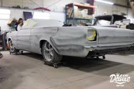 1966 ford galaxie 1966 ford galaxie restoration detroit deluxe paint and car
