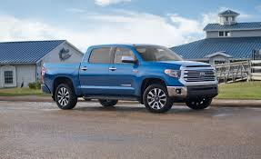 toyota commercial vehicles usa 2018 toyota tundra in depth model review car and driver