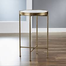 fold away tray table innerspace small gold folding tray table free shipping today
