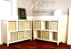 horizontal bookcase white horizontal bookcase black carson