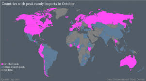countries with peak imports in october 1 484 824 mapporn