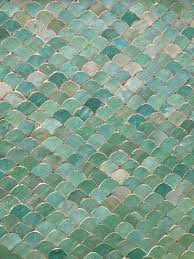 Moroccan Tiles Kitchen Backsplash Aqua Tiles In Marrakech Morocco Scales This Would Look So Great
