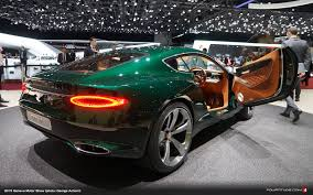 bentley concept car 2015 fun fact bentley exp 10 speed 6 concept was based on audi