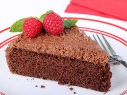chocolate raspberry dessert silk recipes chocolate raspberry cake silk