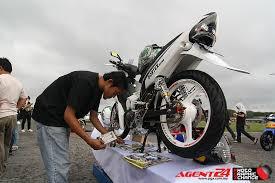 Modifikasi mobil dan motor auto motorcycle 2012 nonton kontest modifikasi yamaha jupiter mx 14