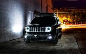led halo lights jeep renegade forum