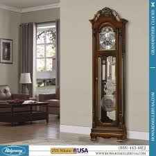 Ethan Allen Grandfather Clock Clocks Royale Cherry Grandfather Clocks For Luxury Home Furniture
