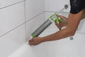 Re Caulking Bathroom Tub When U0026 How To Re Caulk Your Bathroom