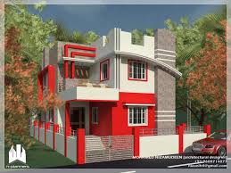 contemporary style kerala home design contemporary style house design at 1375 sq ft
