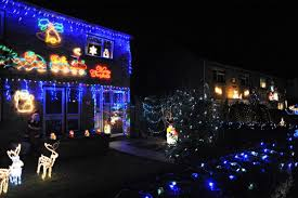 westerleigh residents light up their homes in aid of cancer