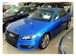 kereta audi s4 jual kereta audi s4 2011 3 0 di selangor automatik sedan blue