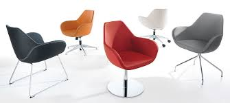 Inscape Office Furniture by Contemporary Office Chair Swivel Leather Fan Inscape