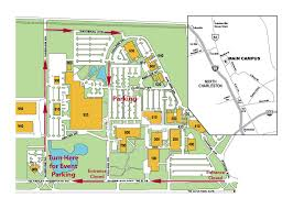 Ttc Map Ttc College Center Map Trident Technical College