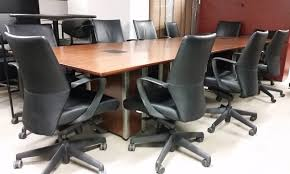 Herman Miller Conference Table with Used Herman Miller Conference Table With Chairs Toronto Gta