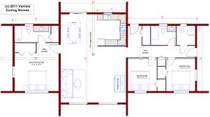 baby nursery floor plans for open concept homes open floor plans