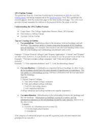 Case Study Essay Format Apa Short Essay Format Sample Apa Thesis Format Apa Style Essay
