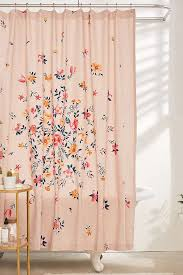 Check Shower Curtain Bouquet Check Shower Curtain Outfitters