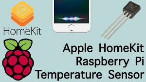 Home Kit by Tutorial Siri Homekit Temperature Sensor With Raspberry Pi Youtube