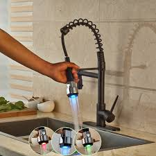 best selling kitchen faucets best selling kitchen faucet high quality led light changing sprayer