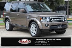 land rover lr4 2016 land rover lr4 in houston tx