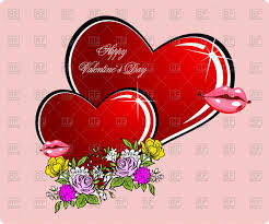 valentine u0027s day clipart valentine rose heart pencil and in color