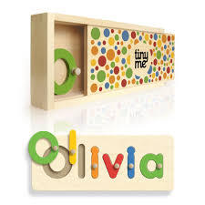 name puzzle wooden name puzzle personalised name puzzles
