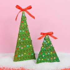 cardboard christmas tree cardboard christmas trees how to make a christmas tree