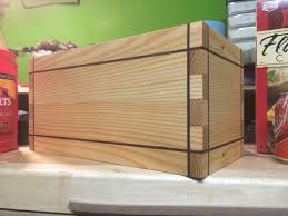 Build A Simple Toy Chest by How To Build A Wood Box Youtube