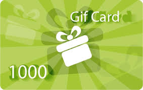 1000 gift card gift card 1000 gift png image and clipart for free