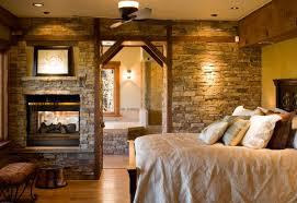Rustic Bedroom Lighting Rustic Bedroom Design With Cozy Lighting