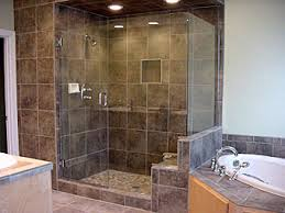 shower enclosure examples all glass and showers
