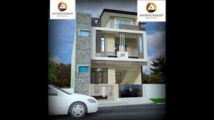 Small Home Design Ideas by Affordable Houses Design Stone Cladding Front Stair Box Balcony