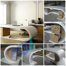 stunning modern office reception table design images home ideas