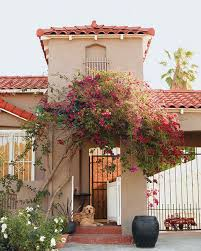 home tour spanish style home martha stewart