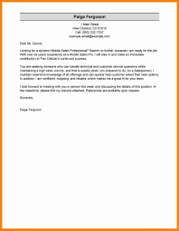 cover letter examples retail sales sample resume for a certified