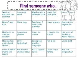 how to find a classmate find a classmate beginning of year activity by a tpt