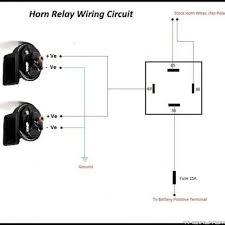 horn relay wiring light bar relay wiring u2022 wiring diagrams