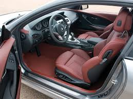 bmw 6 series buying guide interior pistonheads