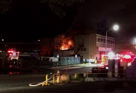 North Bay Mnr Fire by Kenora U0027s Kenwood Hotel Damaged By Fire Kenoraonline Com