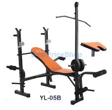 Bench Press Rack Multifunction Weight Lifting Barbell End 9 3 2018 5 12 Pm