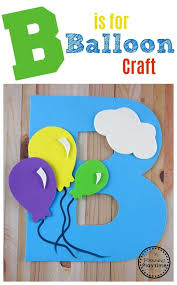 letter b craft planning playtime