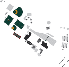 Park Meadows Mall Map Campus Map Herkimer College