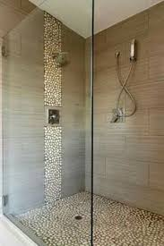 up close view of shower cutouts to hold supplies beautiful