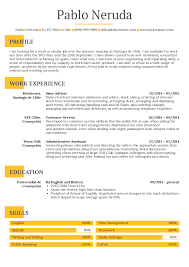 How To Describe Retail Experience On Resume Student Resume Summer Job Resume Sample Career Help Center