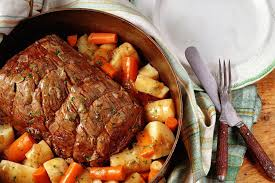 classic beef pot roast recipe