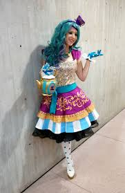 madeline hatter ever after high at 2013 nyc comic con tons more