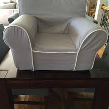 Pottery Barn Kids Everyday Chair Find More Pottery Barn Kids Anywhere Chair Regular Size Cover Is