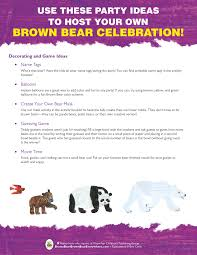 resources brown bear