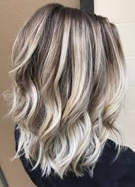 hottest hair colors for medium hairstyles 2017 spring summer top